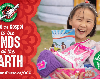 Operation Christmas Child Online Box Packing
