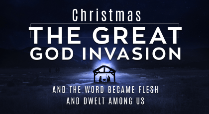 Christmas – The Great God Invasion