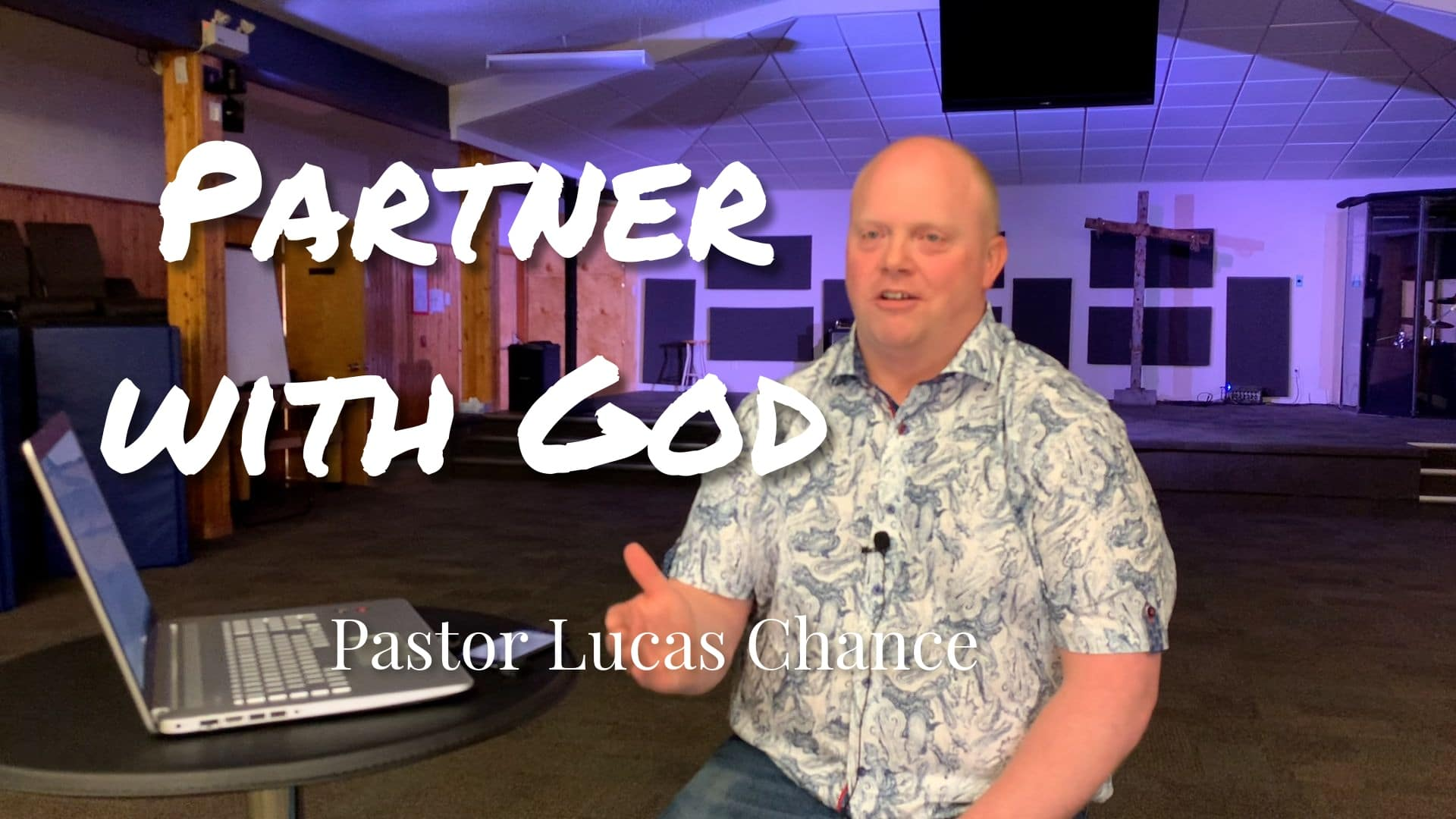 Partner With God - Part 2