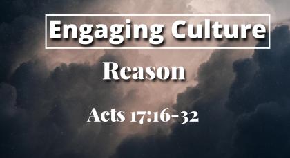 Engaging Culture – Reason