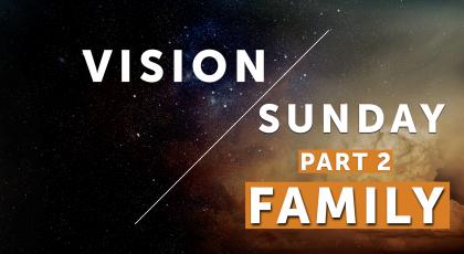 Vision Sunday – Part 2